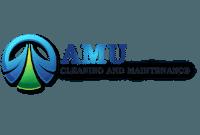 AMU Cleaning Logo